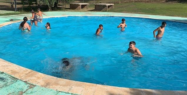 Campamento de verano en Valencia