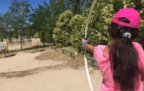 Campamentos Externo en Español