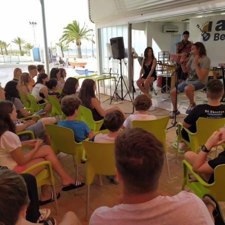 Campamento musical BeachRock