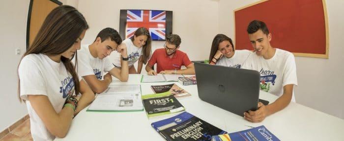 Preparación Examen FCE y Multideporte en Prades