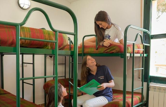 Campamento de inglés y multiactividad en Prades