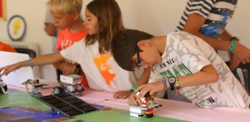 Campamento de Inglés y Tecnología en Prades