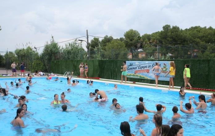 Campamento de Español y Multiactividad en Tamarit