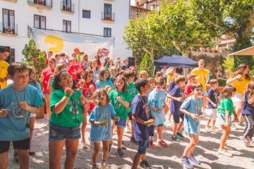 English Exclusive Camp en Vallclara