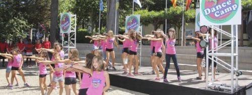 Campamento de Inglés y Danza en Poblet