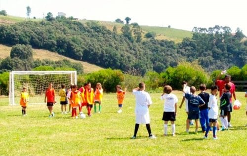Fútbol Camp Internos