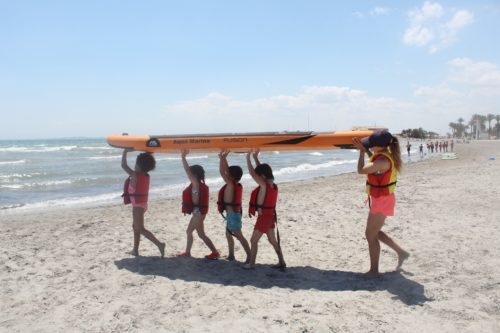 Water Sport Camps