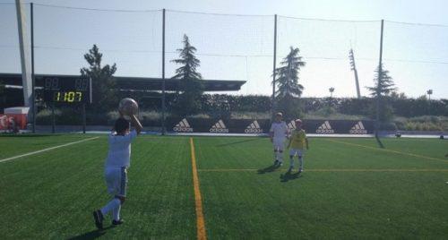 Fundación Real Madrid Campus Experience – Internos