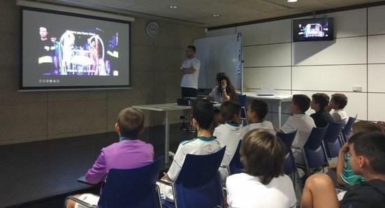 Fundación Real Madrid Campus Experience Alto Rendimiento – Externos