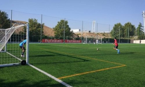 Fundación Real Madrid Campus Experience Fútbol y Gaming Responsable – Externos