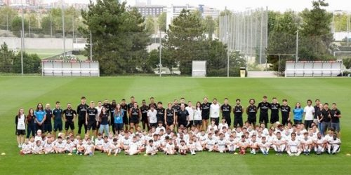 Fundación Real Madrid Campus Experience Alto Rendimiento – Internos