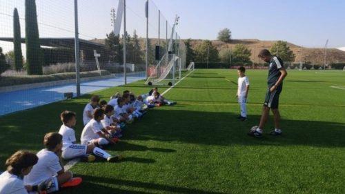 Fundación Real Madrid Campus Experience Porteros con opción Alto Rendimiento – Externos