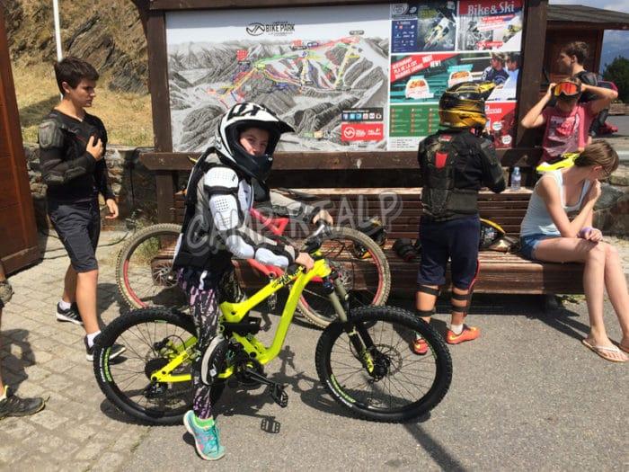 DH Bike Camp