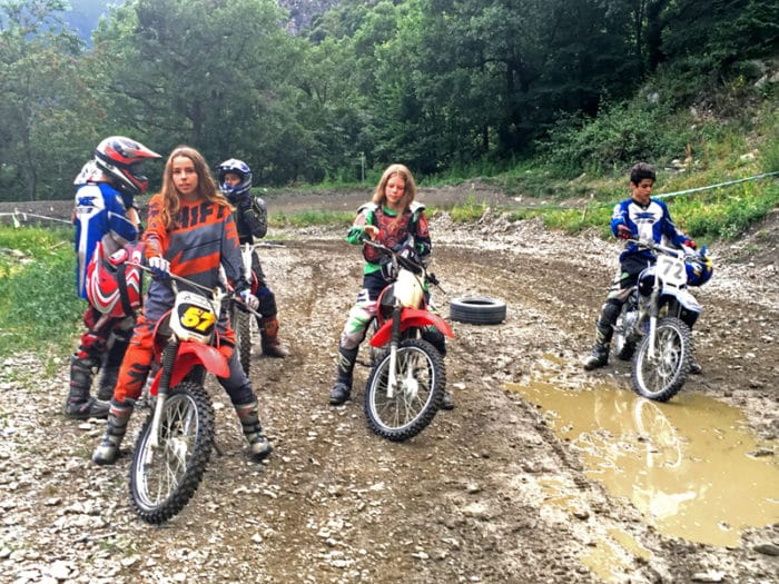 OffRoad Moto Camp
