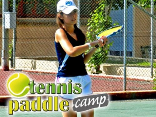 Tennis & Paddle Camp