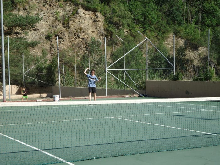 Tennis & Paddle Camp