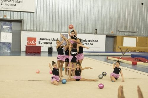 Gymnastics Camps RFEG – Internos