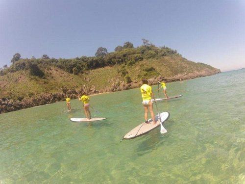 Campamento de verano en inglés en Asturias