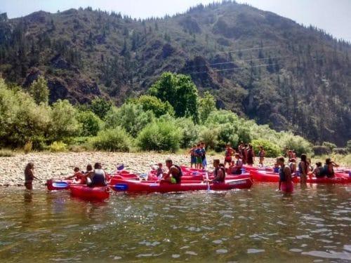 Campamento de verano en inglés Asturias