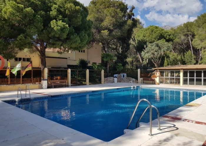 Campamento de verano en ingles en Marbella externos