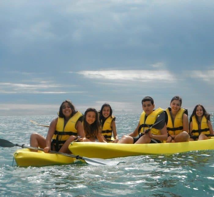Campamento de verano en inglés en playa Valencia