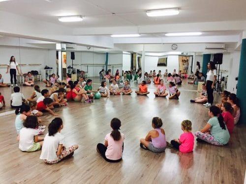 Campamento de Verano (Summer Dance Camp)
