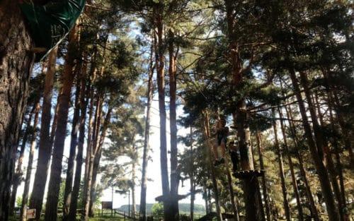 Campamento Multiaventura y Montaña