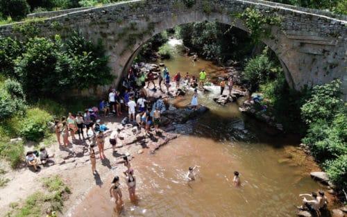 Campamento multiaventura en Villar de Campoo