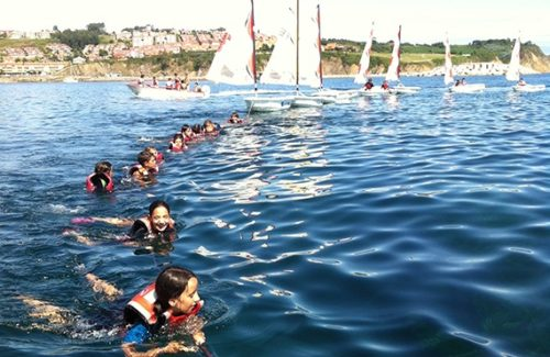 Summer Sailing Camp