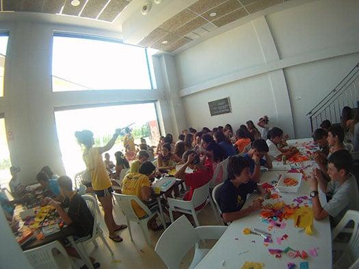 Campamento de verano: Náutico-Bilingüe