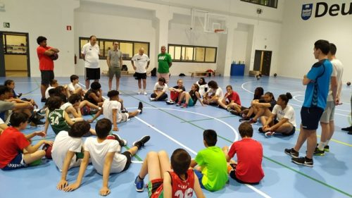 XVII Bilbao Basket Camp