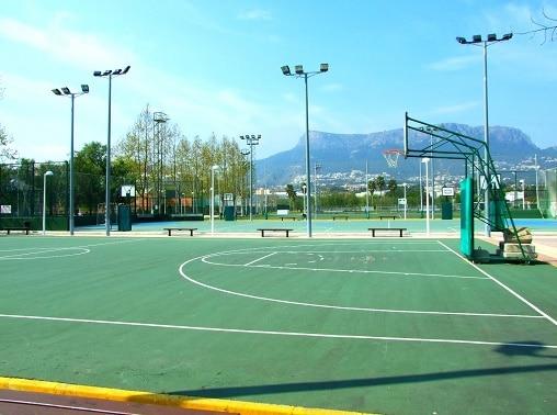 Campus Basket Calpe