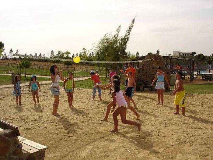 Campamentos en Huelva