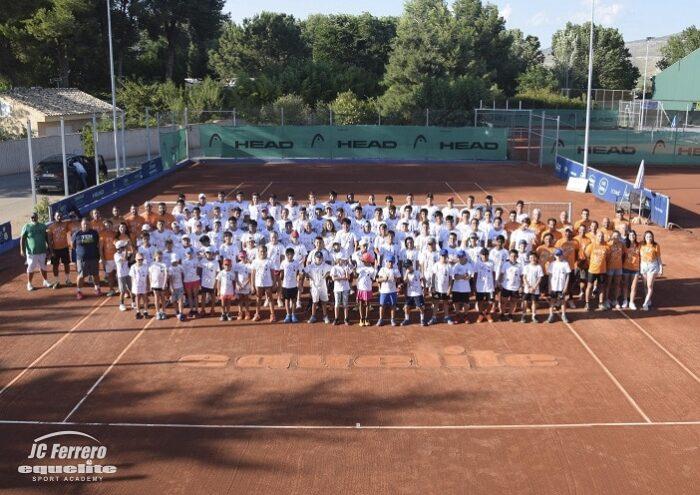 Stage verano (tenis o pádel)