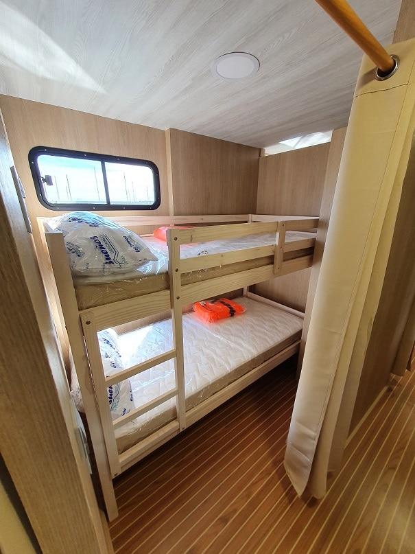 Campamento Barco Escuela Oropesa