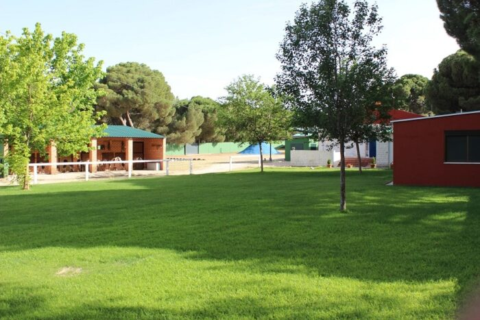 Campamento Multiaventura e Hípica en Valladolid