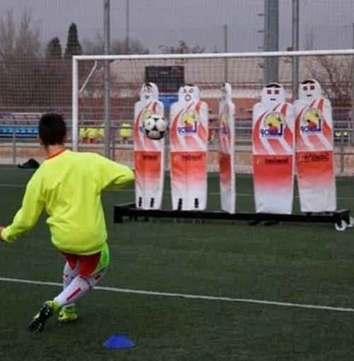 Campus nacional tecnificación de fútbol en Asturias