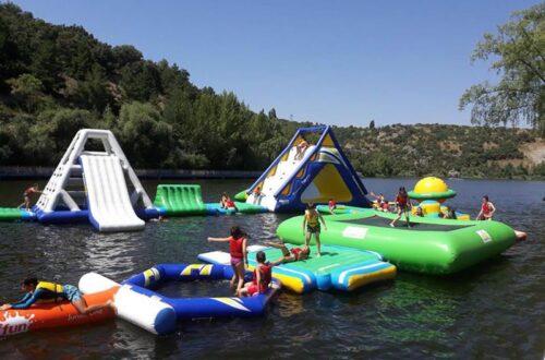 Campamento de verano en Segovia externos