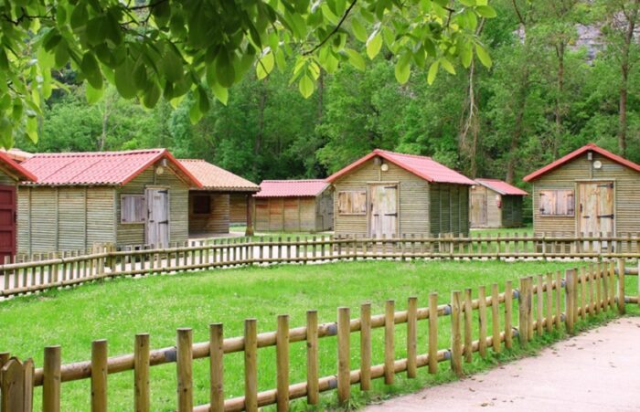 Campamento familiar en Burgos