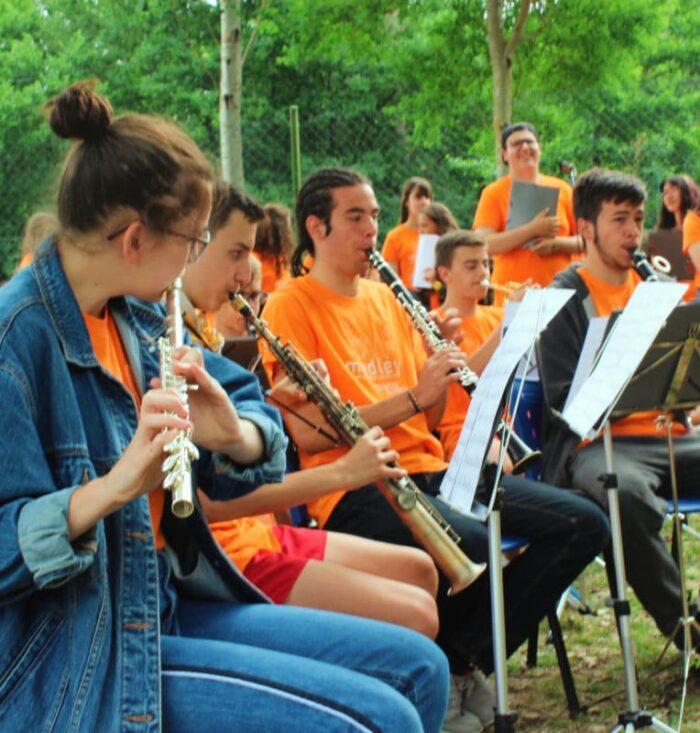 Medley Campamento Musical