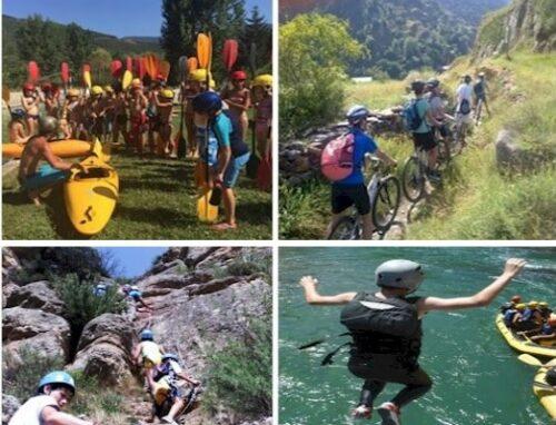 Campamento Aventura en Pirineos Benasque
