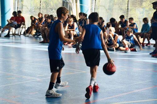 Campus Baloncesto en Cantabria externos