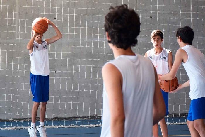 Campus Baloncesto en Cantabria