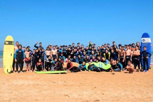 Campus Baloncesto y Surf en Cantabria externos