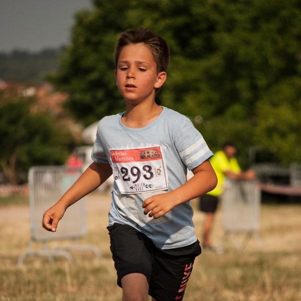 Campamento de trail y atletismo
