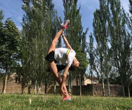 Campamento de gimnasia rítmica y multiaventura