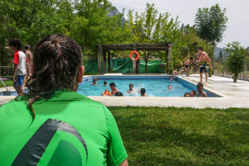 Campamento multiaventura y naturaleza