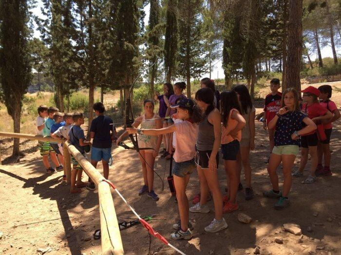 Campamento Naturaleza Viva en Cuenca