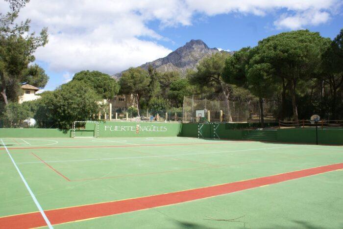 Campamento de tenis en Marbella