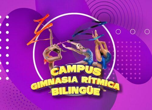 X Campus de Gimnasia Rítmica  Bilingüe
